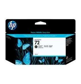 HP 72, atramentová náplň pre HP DesignJet T610, T790, T1100, T2300, Matte Black