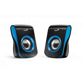 Genius Speakers SP-Q180, USB, Blue