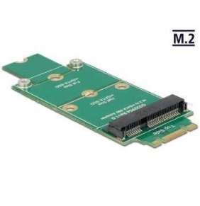 Delock Adapter mSATA   M.2 NGFF