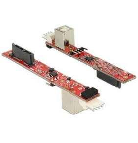 Delock konvertor Slim SATA 13 pin   USB 2.0 typ B samice