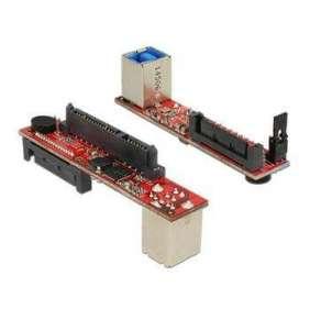 Delock konvertor SATA 6 Gb/s   USB 3.0 typ B samice