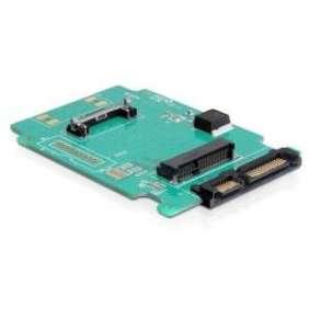 Delock adaptér SATA 22 pin na mSATA