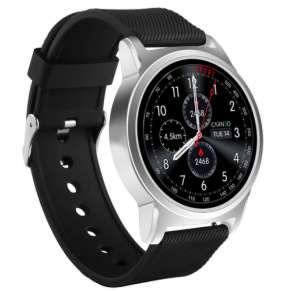 CARNEO Smart hodinky Prime Platinum, Stříbrné
