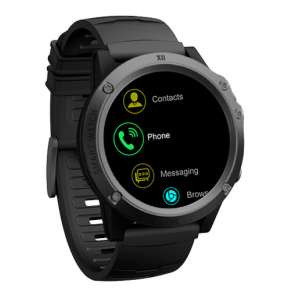 CARNEO Smart hodinky G-Track 4G Android, Black