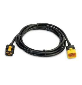 Power Cord, Locking C19 to C20, 3.0m