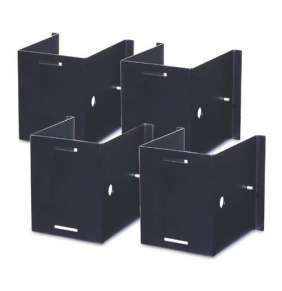 NetShelter RS 4 Post Rack Baying Brackets 600mm ce
