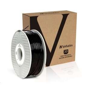 VERBATIM 3D Printer Filament ABS 2,85mm ,152m, 1kg black (OLD PN 55018)