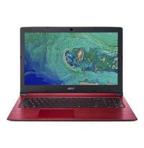 "Acer Aspire 3 (A315-53-36W3) i3-7020U/4GB+4GB/256 GB SSD/HD Graphics 620/15,6"" FHD LED matný/BT/W10 Home/Red"