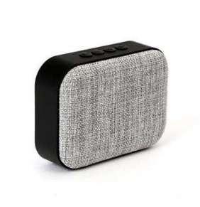 OMEGA reproduktor PMG6 bluetooth, 4v1 - FM rádio, USB port, slot MicroSD, světle šedý
