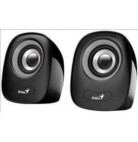 Genius Speakers SP-Q160, USB, Iron Grey