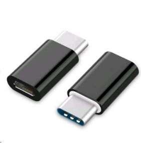 Kabel CABLEXPERT USB Type-C adaptér redukce na microUSB (CM/mF)