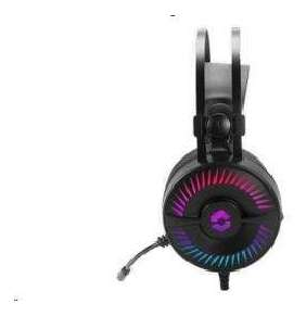 SPEED LINK herní sluchátka SL-860006-BK QUYRE RGB 7.1 Gaming Headset, black