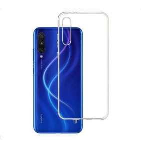 3mk ochranný kryt Clear Case pro Xiaomi Mi A3, čirý