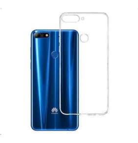 3mk ochranný kryt Clear Case pro Huawei Y7 Prime 2018, Honor 7C, čirý