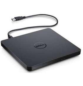 DELL Externá tenká disková mechanika DVD+/–RW pripojenie USB - DW316