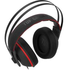 ASUS TUF GAMING H7, RED, gaming headset