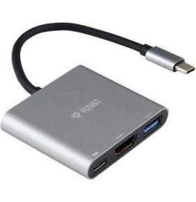 YENKEE YTC 031 USB C na HDMI, USB C,A