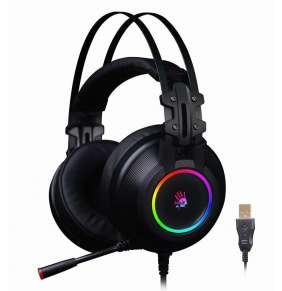 A4tech Bloody G528C herní sluchátka 7.1., USB
