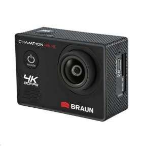 Braun CHAMPION 4K III sportovní minikamera + podvodní pouzdro