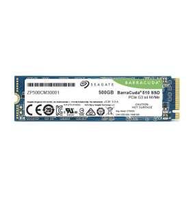 Seagate BarraCuda® 510 SSD, 500GB, M.2, PCIE
