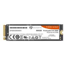 SSD 500GB FireCuda 510 NVMe M.2 PCIe Gen3 x4