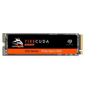 SEAGATE FIRECUDA 520 SSD 1TB M.2 PCIe Gen4 ×4, NVMe 1.3, (R:5000/W:4400MB/s)