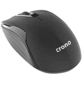 Crono CM644 - myš optická bezdrátová, USB, černá