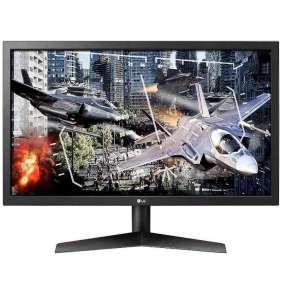 "LG monitor TN ultragear 24GL600F 23,6"" / 1920x1080 / 144Hz / 300cd/m2 / 1000:1 / 1ms / DP / 2x HDMI"