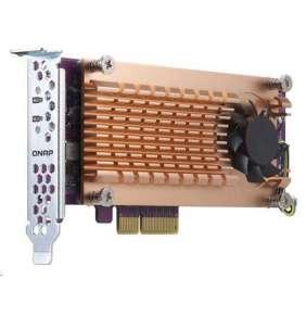 Qnap QM2 Card - QM2-2P-384