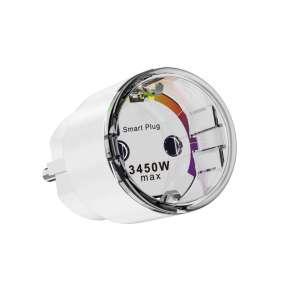 iGET SECURITY DP16 - WiFi chytrá zásuvka 230V, samostatná a také pro iGET M4, měření spotřeby, 3450W