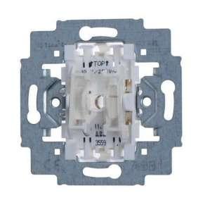 ABB přístroj spínače 6+6 (6+1) střídavý dvojitý bezšroubový
