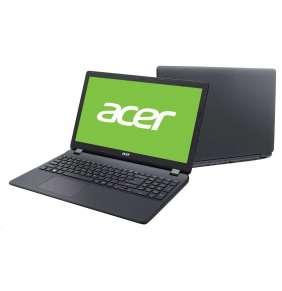 "EDU - ACER NTB Extensa 15 (EX2540-52FE) - i5-7200U,15.6""FHD mat,4GB,256SSD,HDgraphics,čt.karet,DVD,cam,W10P,black"