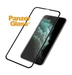 PanzerGlass ochranné sklo Friendly Case pre iPhone 11 Pro Max/XS Max - Black Frame