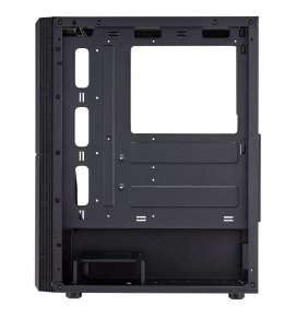 FSP/Fortron ATX Midi Tower CMT271 Black