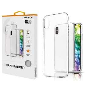 ALIGATOR Pouzdro Transparent Huawei P Smart 2019