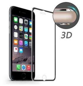 Aligator sklo FULL 3D iPhone 7/8, černá