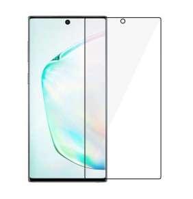 Aligator ochranné sklo Full Cover pro Samsung Note černá