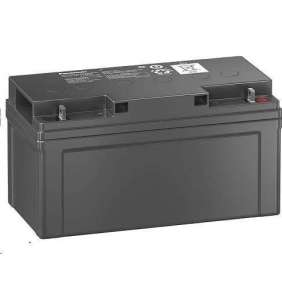 Baterie - Panasonic LC-P1275P (12V/75Ah - M6, životnost 10-12let)