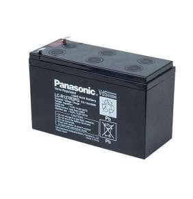 Panasonic LC-R127R2PG1 (12V  7,2Ah  faston F2-6,3mm  životnost 6-9let)