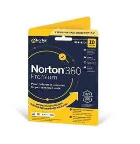 NORTON 360 PREMIUM 75GB +VPN 1 uživatel pro 10 zařízení na 1rok
