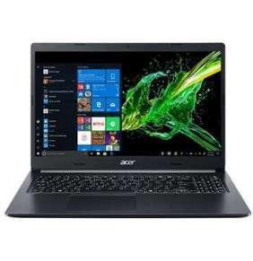 """Acer Aspire5 i5-10210U 8GB 512GB-SSD 15.6"""" FHD IPS MX250-2GB Win10Home Black"""