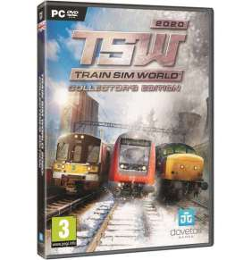 PC - Train Sim World 2020 Collector's Edition