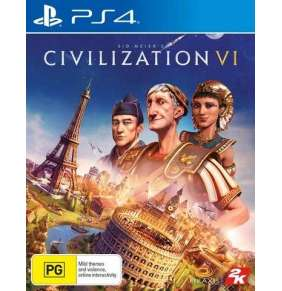 PS4 - Sid Meier's Civilization VI