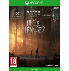 XOne - Life is Strange 2