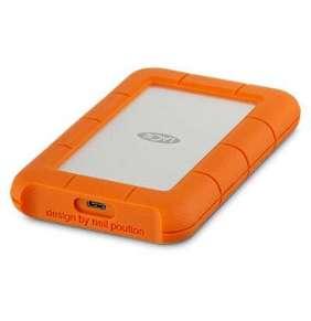 "LaCie Rugged 5TB 2,5"" USB 3.1/USB-C external HDD"