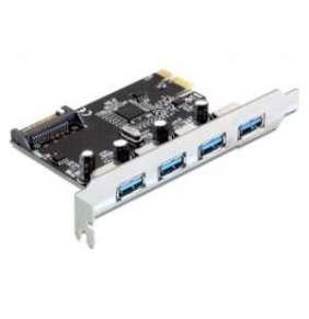 Delock PCI Express Karta   4 x USB 3.0