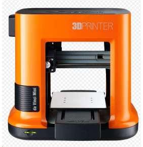 XYZ  3D tiskárna da Vinci Mini W - repair-BAZAR Výměna extruderu