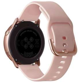 Samsung Galaxy Watch Active chytré hodinky, zlatorůžové