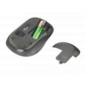 TRUST myš Yvi FX Wireless Mouse - black