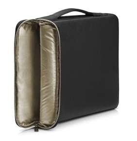 HP 17 Carry Sleeve Black/Gold - BAG